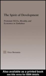 Ebook in inglese The Spirit of Development Bornstein, Erica