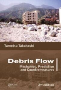 Ebook in inglese Debris Flow Takahashi, Tamotsu