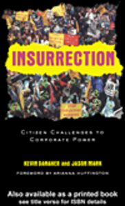 Ebook in inglese Insurrection Danaher, Kevin , Marks, Jason