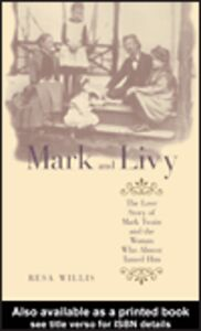 Ebook in inglese Mark and Livy Willis, Resa