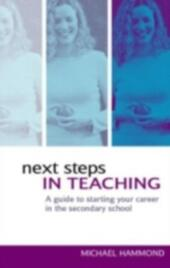 Next Steps in Teaching
