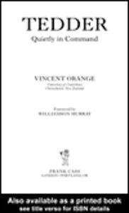 Ebook in inglese Tedder Orange, Vincent