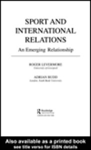 Ebook in inglese Sport and International Relations