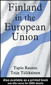 Finland in the European Union
