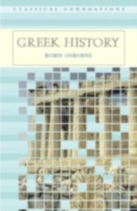 Ebook in inglese Greek History Osborne, Robin