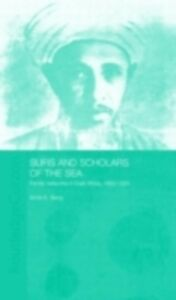 Foto Cover di Sufis and Scholars of the Sea, Ebook inglese di  edito da Taylor and Francis