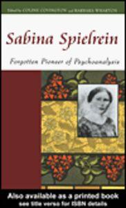 Ebook in inglese Sabina Spielrein