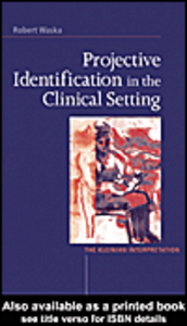 Ebook in inglese Projective Identification in the Clinical Setting Waska, Robert