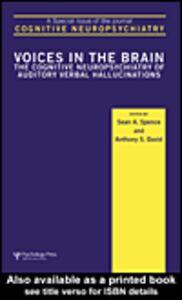 Foto Cover di Voices in the Brain, Ebook inglese di Anthony S. David,Sean A. Spence, edito da