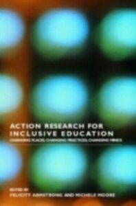 Ebook in inglese Action Research for Inclusive Education