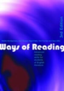 Ebook in inglese Ways of Reading Durant, Alan , Fabb, Nigel , Furniss, Tom , Mills, Sara