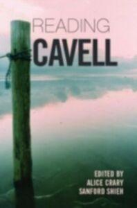 Foto Cover di Reading Cavell, Ebook inglese di  edito da Taylor and Francis