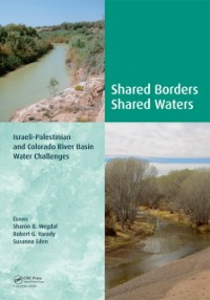 Ebook in inglese Shared Borders, Shared Waters -, -