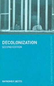 Ebook in inglese Decolonization Betts, Raymond F.
