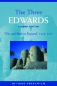 Ebook in inglese Three Edwards Prestwich, Michael