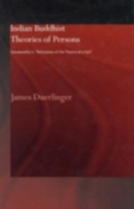 Ebook in inglese Indian Buddhist Theories of Persons -, -