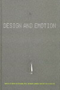 Ebook in inglese Design and Emotion -, -
