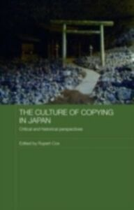 Ebook in inglese Culture of Copying in Japan