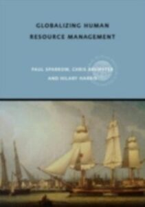 Ebook in inglese Globalizing Human Resource Management Brewster, Chris , Harris, Hilary , Sparrow, Paul