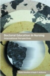 Ebook in inglese Doctoral Education in Nursing