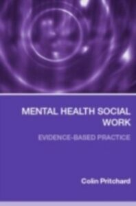 Ebook in inglese Mental Health Social Work Pritchard, Colin