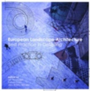 Ebook in inglese European Landscape Architecture -, -