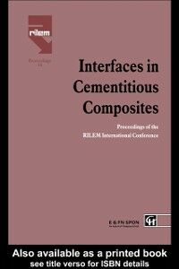 Ebook in inglese Interfaces in Cementitious Composites Maso, J.C.