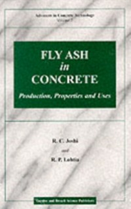 Ebook in inglese Fly Ash in Concrete -, -