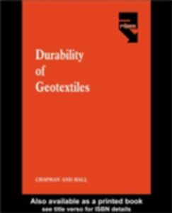 Ebook in inglese Durability of Geotextiles Rilem