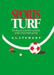 Ebook in inglese Sports Turf Stewart, V.I.