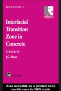 Ebook in inglese Interfacial Transition Zone in Concrete -, -