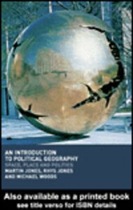 Foto Cover di An Introduction to Political Geography, Ebook inglese di AA.VV edito da