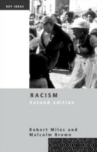 Ebook in inglese Racism Miles, Robert
