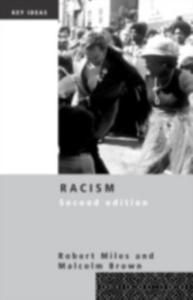 Ebook in inglese Racism Miles, Robert