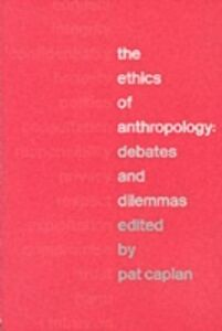 Ebook in inglese Ethics of Anthropology -, -