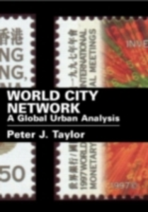 Ebook in inglese World City Network Taylor, Peter J.