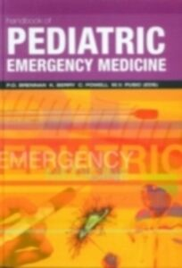 Ebook in inglese Handbook of Pediatric Emergency Medicine