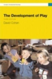 Ebook in inglese Development Of Play Cohen, David