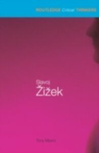 Ebook in inglese Slavoj Zizek Myers, Tony