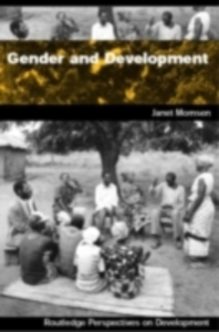 Ebook in inglese Gender and Development Momsen, Janet