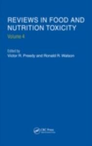 Foto Cover di Reviews in Food and Nutrition Toxicity, Ebook inglese di  edito da CRC Press