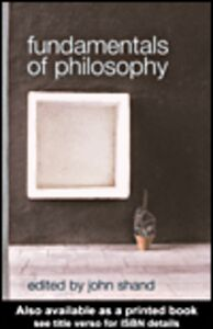 Ebook in inglese Fundamentals of Philosophy