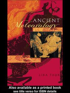 Ebook in inglese Ancient Meteorology Taub, Liba