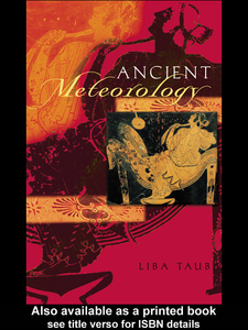 Ebook in inglese Ancient Meteorology Taub, Liba