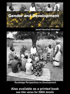 Foto Cover di Gender and Development, Ebook inglese di Janet Henshall Momsen, edito da