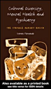 Ebook in inglese Cultural Diversity, Mental Health and Psychiatry Fernando, Suman