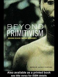 Ebook in inglese Beyond Primitivism