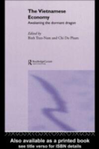 Foto Cover di Vietnamese Economy, Ebook inglese di  edito da Taylor and Francis