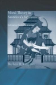 Ebook in inglese Moral Theory in Santideva's Siksasamuccaya Clayton, Barbra R.