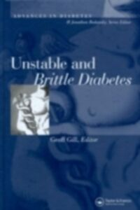 Ebook in inglese Unstable and Brittle Diabetes